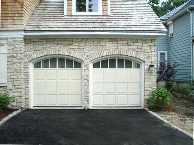 Entrance Systems Custom Residential Overhead Garage Doors