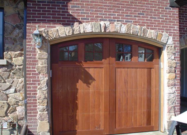 Entrance Systems | Custom Residential Overhead Garage Doors